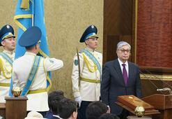 Kazakistanın yeni Cumhurbaşkanı Tokayev oldu