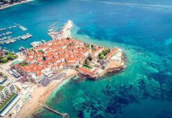 Balkanların yeni tatil rotası Karadağ