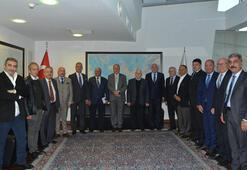 ASO Yüksek İstişare Kurulu ilk toplantısını gerçekleştirdi