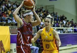 Galatasaray - Lointek Gernika Bizkaia: 76-58