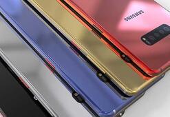 Samsung Galaxy S10 şarj paylaşıyor