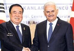 Antalya'da liderler geçidi