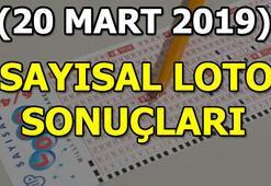 Sayısal Loto çekili sonuçları belli oldu (MPİ 20 Mart Sayısal Loto sonuç sorgulama)