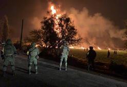 Son dakika... Meksikadaki patlamada ölü sayısı artıyor