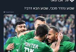 Kerim Frei, İsraili fethetti