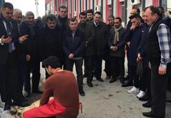 Eskişehirspor kurban kesti
