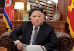 Kim Jong-un yeni yıl mesajında nükleer silahsızlanmadan sapılabileceği mesajı verdi
