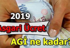 2019 Asgari ücret ve AGİ zammı açıklandı