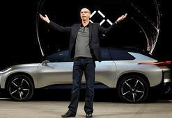 Teslanın en büyük rakibi Faraday Future iflasın eşiğinde