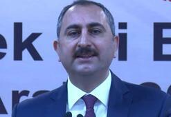 Son dakika: Adalet Bakanı açıkladı 70 puan barajı geliyor