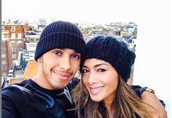 Nicole ve Lewis Hamiltonın yatak görüntüleri internete sızdı