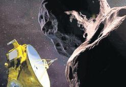 NASA'nın uzay aracı 'Yeni Ufuklar'a açıldı
