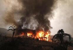 Californiadaki yangında ölenlerin sayısı 56ya yükseldi