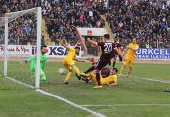Hatayspor-Eskişehirspor: 4-0