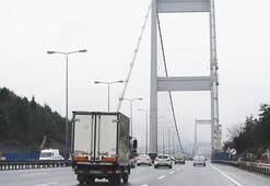 Köprü geçiş cezalarının iadesi için son başvuru 28 Şubatta
