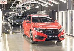 Honda artık Türkiyede üretmeyecek