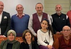 Bakan Çavuşoğlundan aile pozu