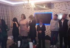 Ankarada masaj salonuna fuhuş baskını