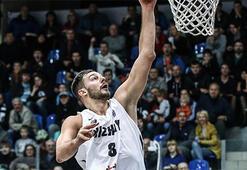 Stevan Jelovac, Gaziantep Basketbolda