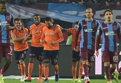 Trabzonspor - Medipol Başakşehir: 2-4