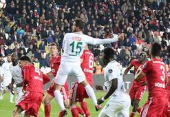 Sivasspor 3 puana hasret kaldı