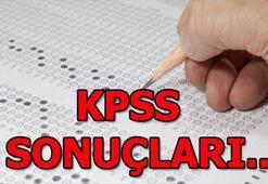 KPSS önlisans ve ortaöğretim sonuçları ne zaman açıklanacak Belli oldu...