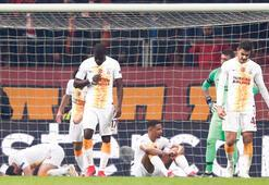Galatasaray penaltı kurbanı