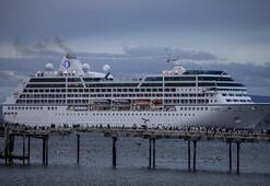 Turistler rotayı Antarktikaya çevirdi