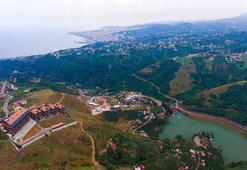 Trabzonun yeni gözdesi Sera Gölü