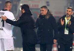Beşiktaşta Burak seferberliği