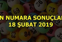 On Numara sonuçları 18 Şubat 2019 İşte kazandıran numaralar...