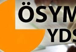 YDS soru kitapçığı ve cevap anahtarları erişime açıldı YDS sonbahar dönemi