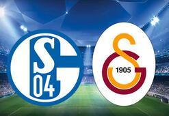 Galaatsaray maçı ne zaman saat kaçta Schalke 04 GS maçı şifresiz hangi kanalda