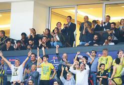 Futbolcular, Ali Koçun locasında