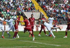 Denizlispor - Tetiş Yapı Elazığspor: 3-0