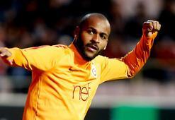 Galatasarayda Marcaonun performansı yüzleri güldürdü