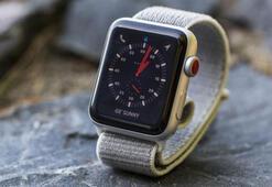 Yeni Apple Watch'ta şaşırtan hata
