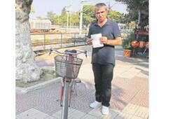 'Kaldırımda bisiklet sürdün' cezası 235 lira