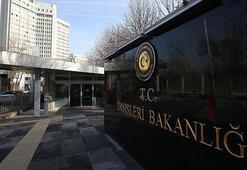 Dışişleri Bakanlığından Pakistandaki terör saldırısına kınama