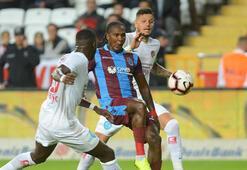 Antalyaspor - Trabzonspor : 1-1