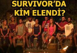 Survivorda kim elendi 19 Mart Survivorda bu akşam elenen isim...