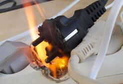 Evde yangına neden olabilecek eşyalar
