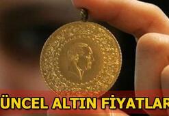 Altın fiyatları ne kadar oldu Son dakika çeyrek altın fiyatı...