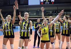 Fenerbahçe Opet - Savino Del Bene: 3-2