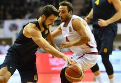 Gaziantep Basketbol - Fenerbahçe: 55-67