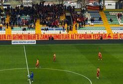 Galatasaray, UEFA Gençlik Ligine veda etti
