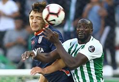 Atiker Konyaspor-Medipol Başakşehir: 0-1