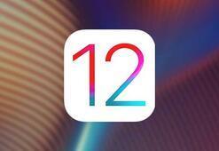 iOS 12, iPhone rehberinden H harfini sildi