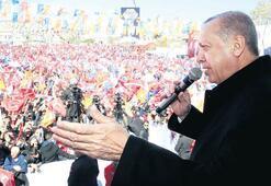 Cumhurbaşkanı Erdoğandan ABDye: Mesele S-400 değil Suriye