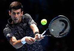Novak Djokovic, Zverevi yıktı